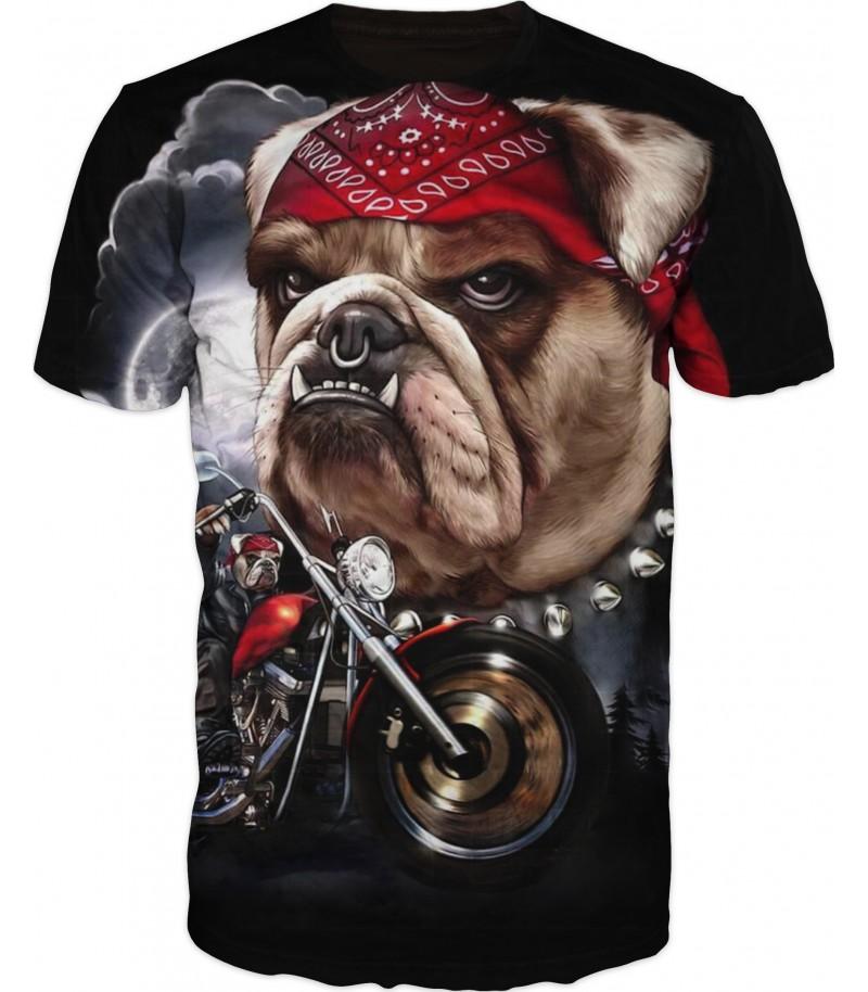 Тениска - кученце - Булдоче