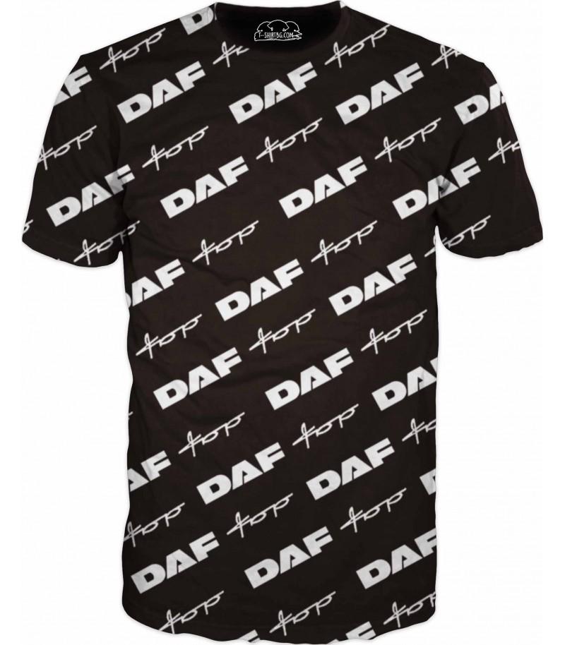 Тениска за фенове - ДАФ