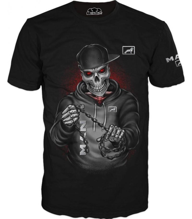 Тениска за любители - MAN