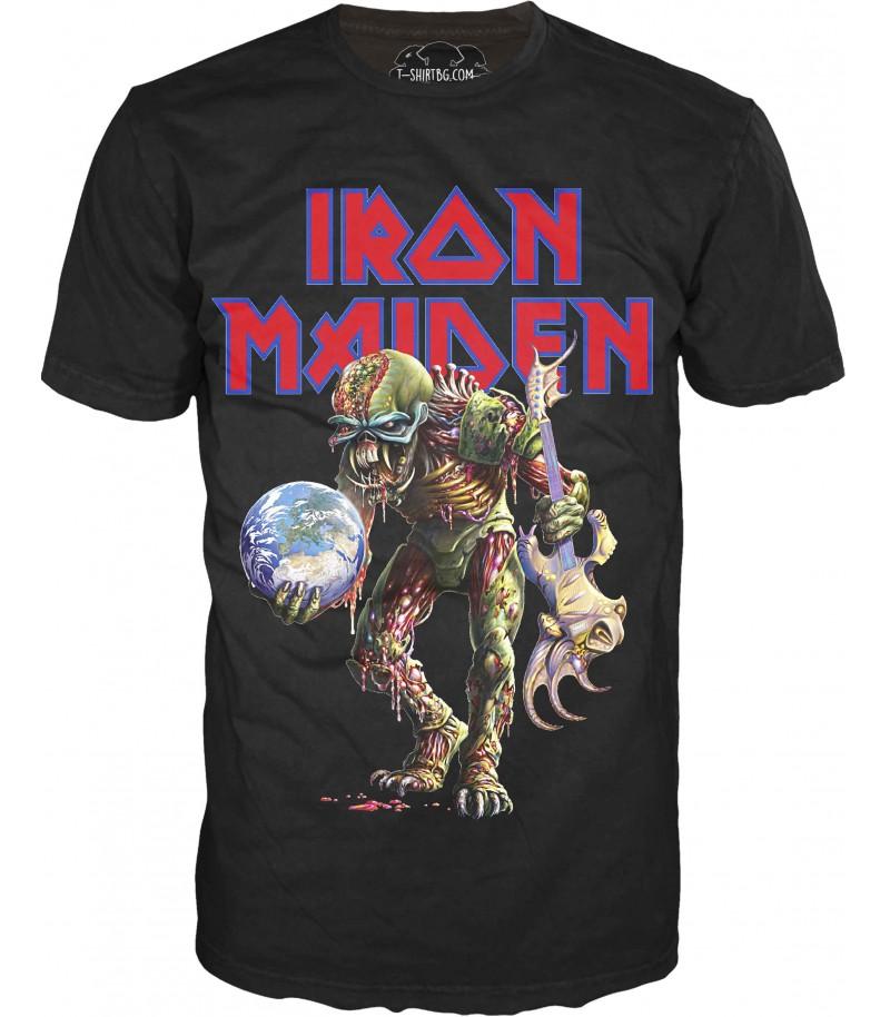 Тениска - Iron Maiden