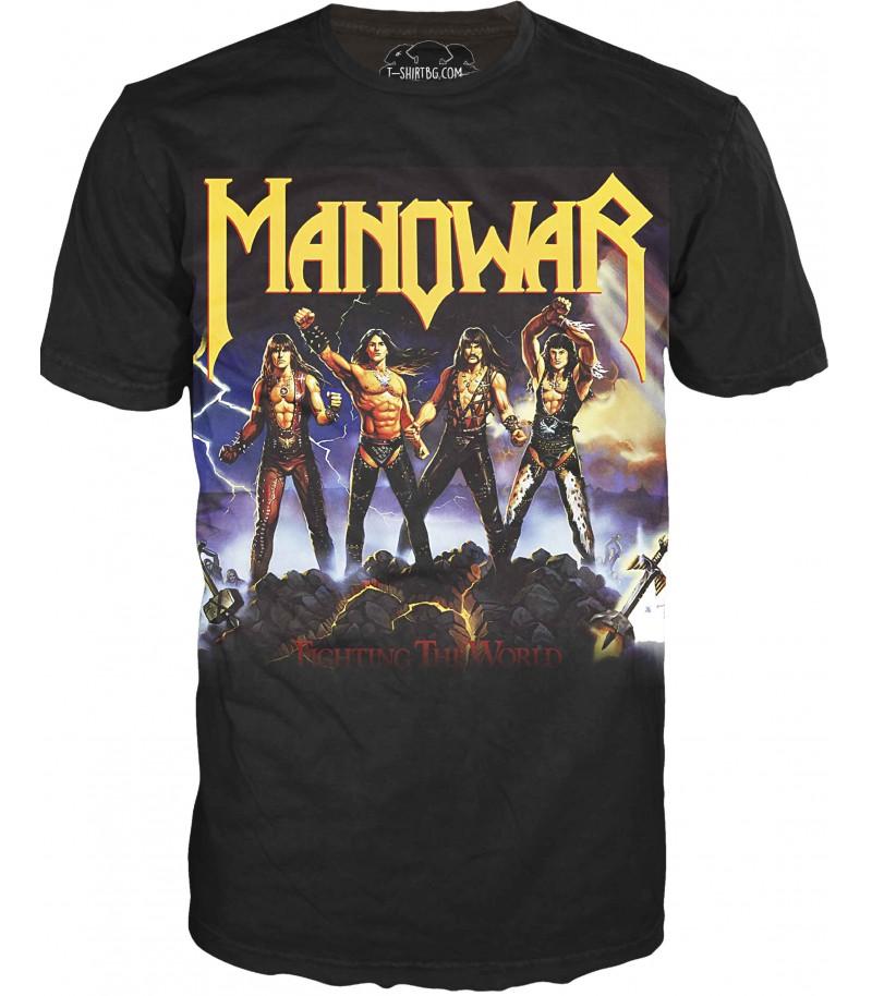 Тениска - Manowar