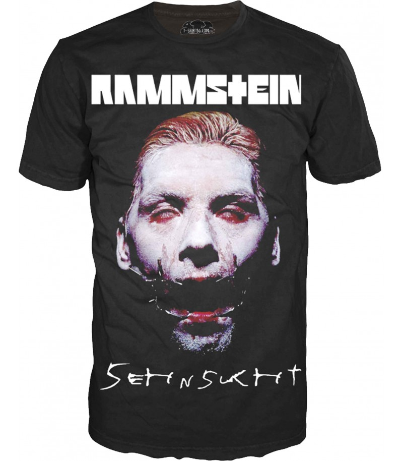 Тениска - Rammstein