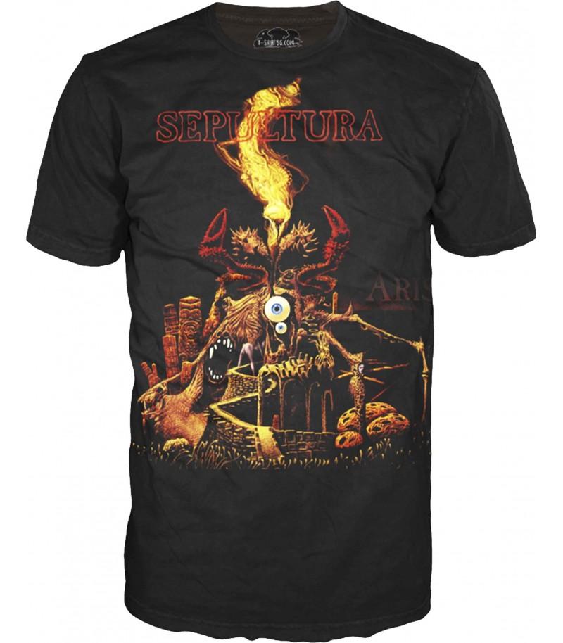 Тениска Sepultura
