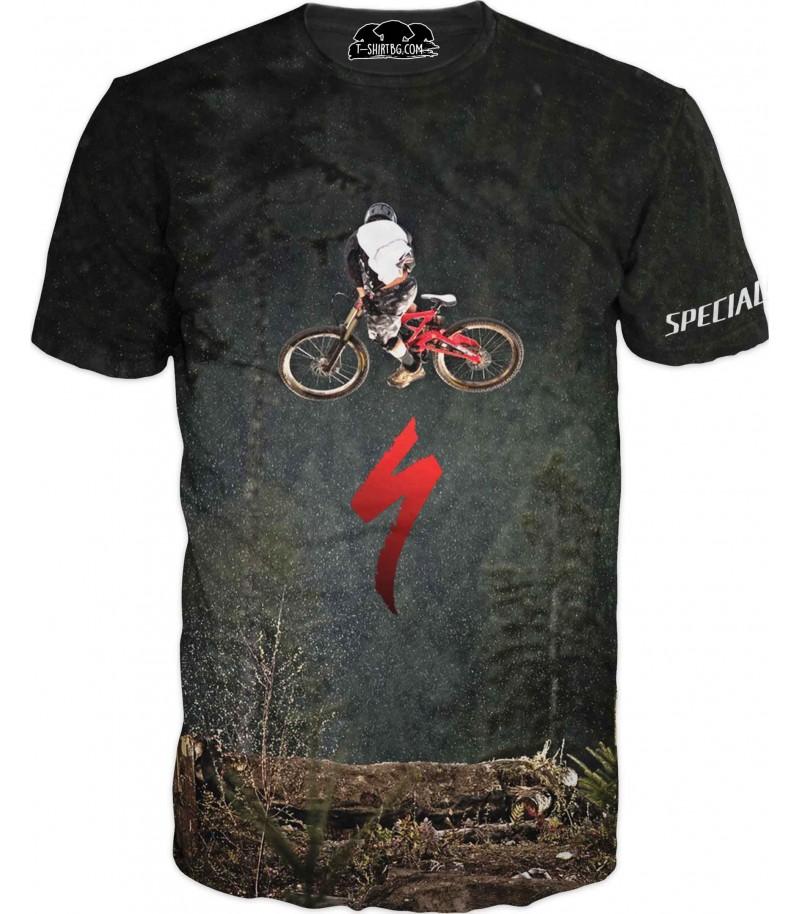 Тениска с колело - Specialized