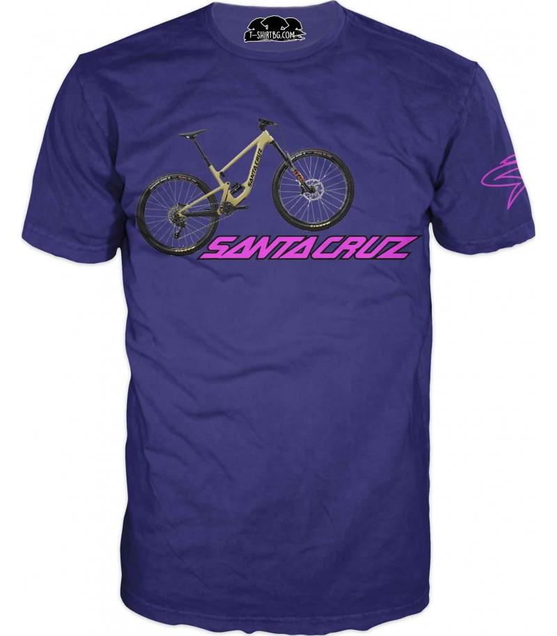 Тениска - Сантакруз