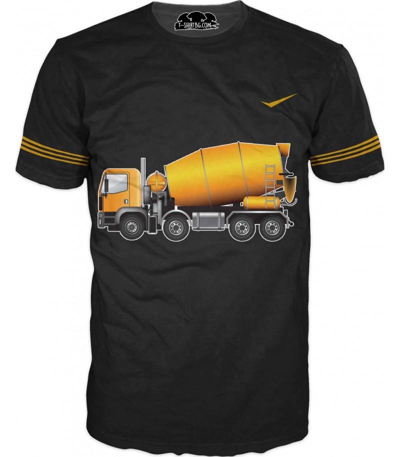 Тениска на цистерна