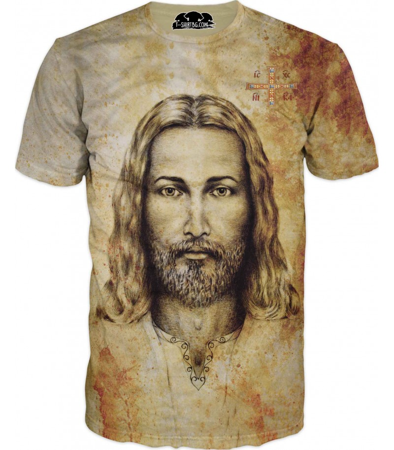 Тениска на Иисус Христос