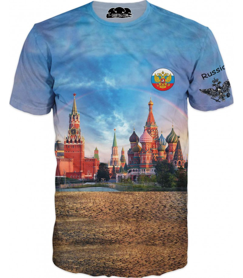Тениска на Червения площад
