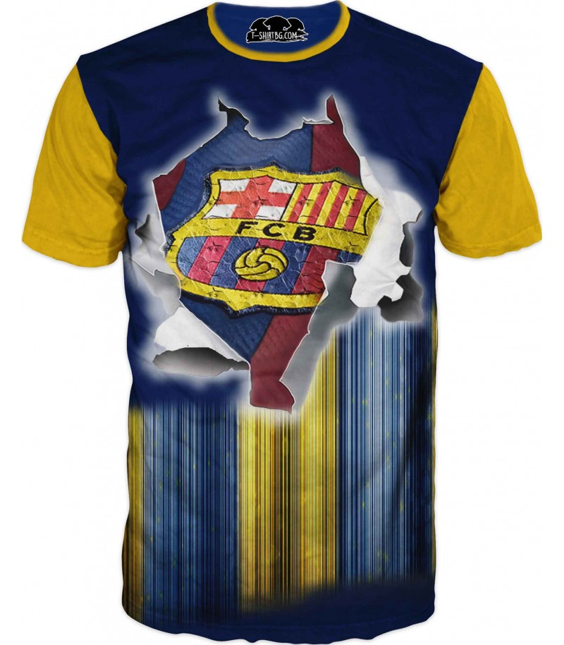 Футболна тениска - Футболен Клуб Барселона