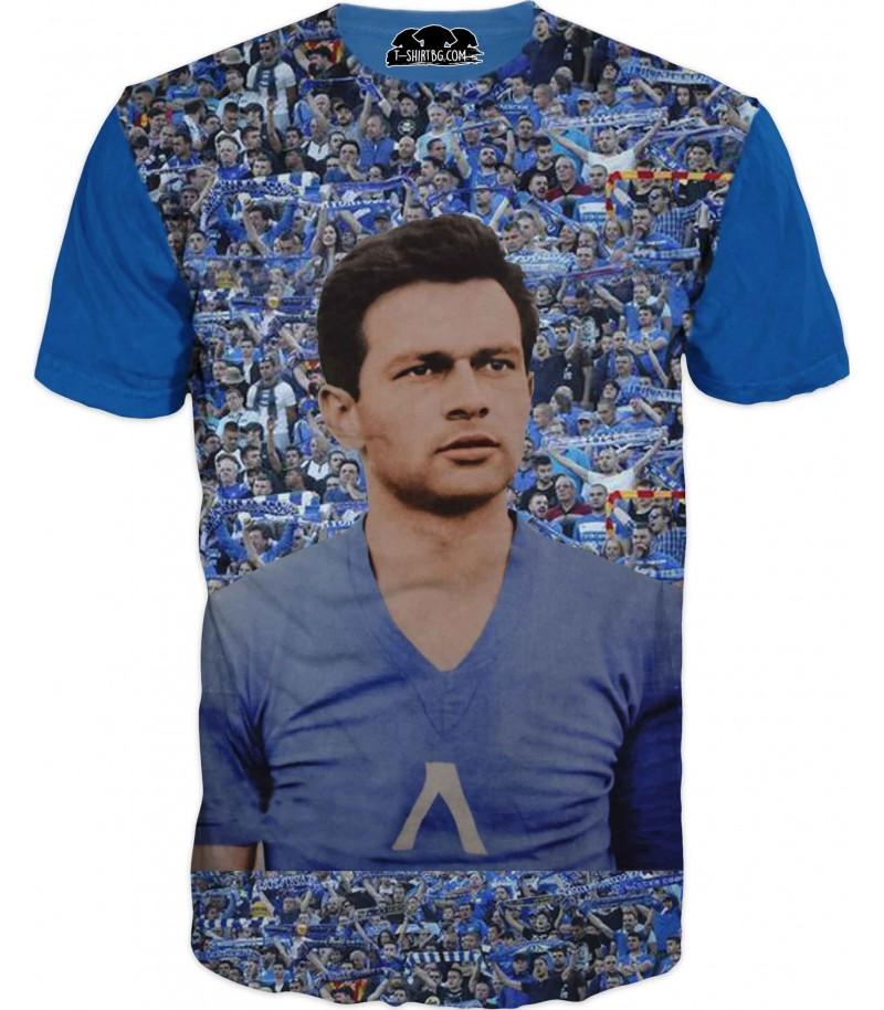 Тениска с Георги Аспарухов - Гунди