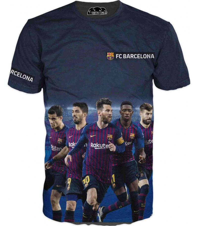 Футболна тениска - Барселона