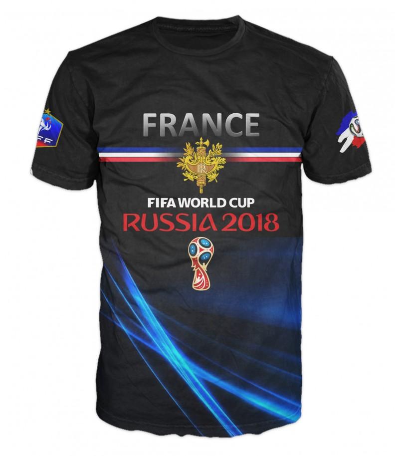 Тениска на FRANCE FC