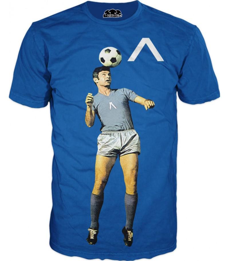 Мъжка тениска с Георги Аспарухов - Гунди