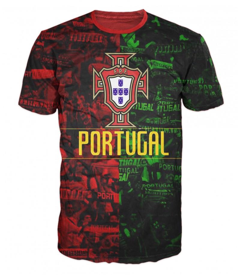 Тениска на PORTUGAL FC