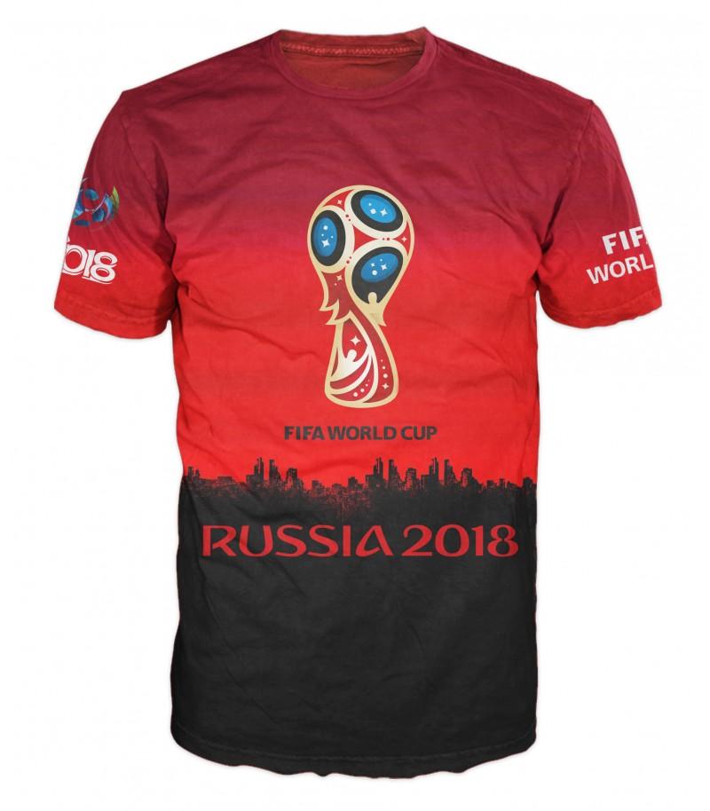 Футболна тениска на FIFA WORLD CUP 2018