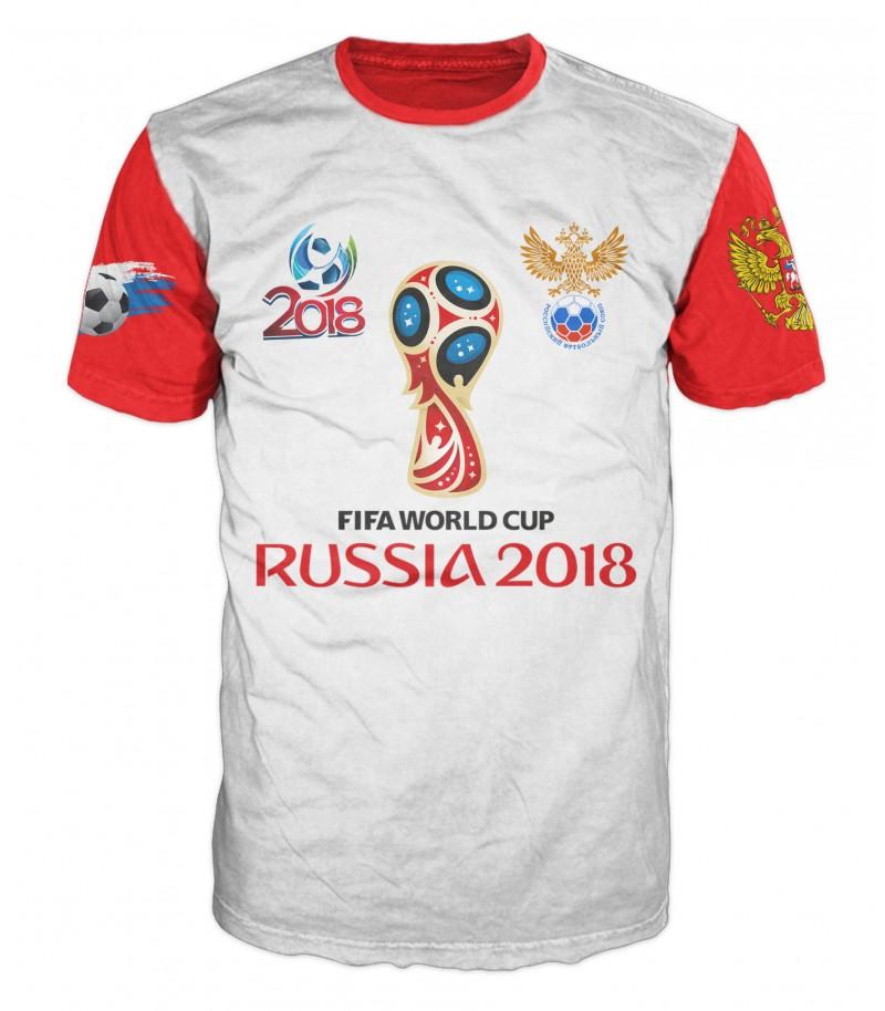 Тениска на RUSSIA FC