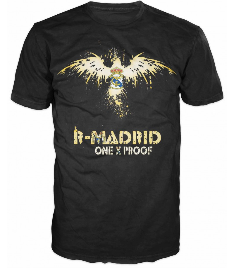 Футболна тениска на Real Madrid