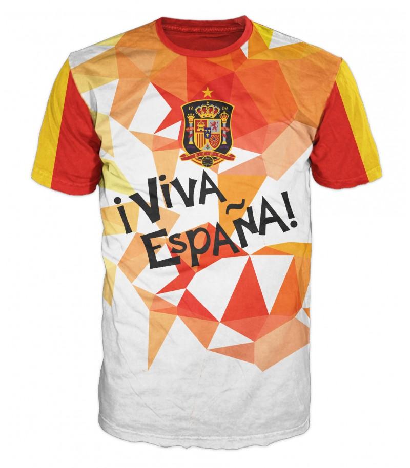 Тениска на ESPANA FC